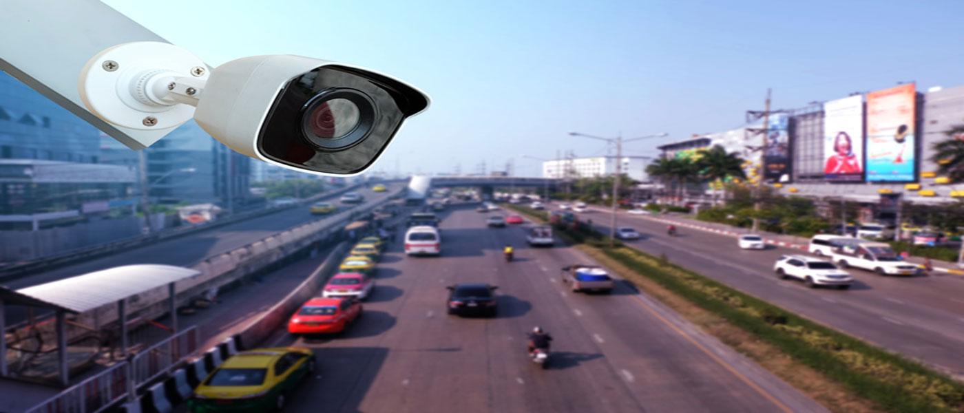 מצלמות אבטחה מסוגים שונים לבית ולעסק